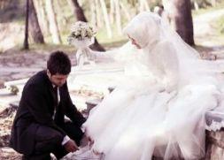 pasangan-pengantin-muslim-Rita Al-Khansa